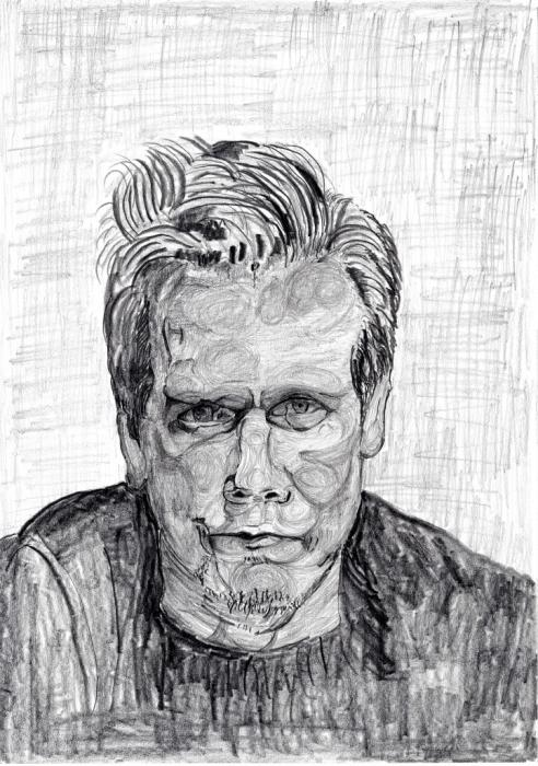 Kevin Bacon by tksmrymds